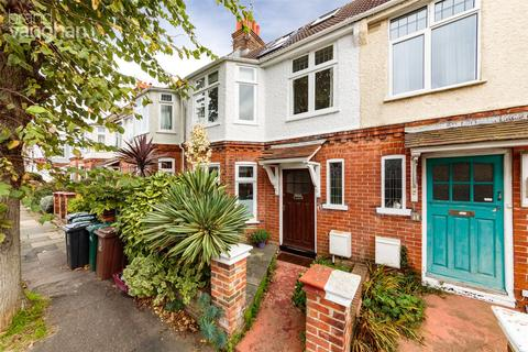 4 bedroom terraced house for sale - Silverdale Road, Hove, BN3