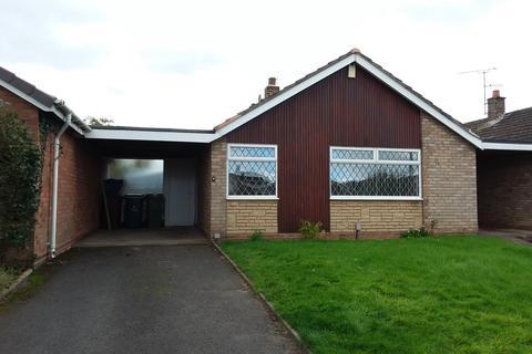 2 bedroom bungalow to rent - Birch Close  ST17