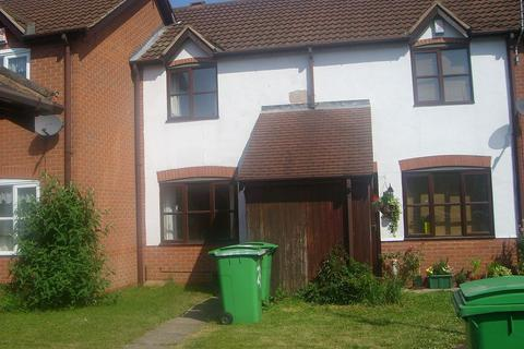2 bedroom terraced house to rent - Shelby Close, Lenton, Nottingham, NG7 2FL
