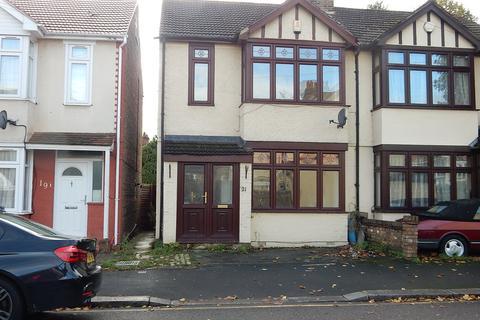 3 bedroom semi-detached house to rent - Alexandra Road, Romford RM1