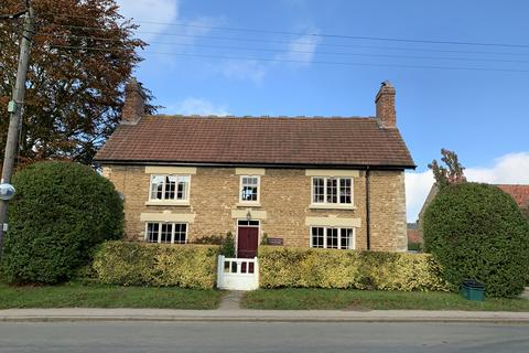 4 bedroom detached house to rent - Chanting Hill Farmhouse, Welburn, North Yorkshire YO60 7EF