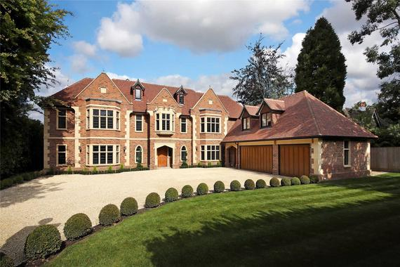 Burkes Road Beaconsfield Buckinghamshire Hp9 7 Bed Detached House For Sale 5 995 000