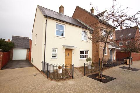3 bedroom semi-detached house for sale - Cobham Road, Blandford Forum, Dorset, DT11
