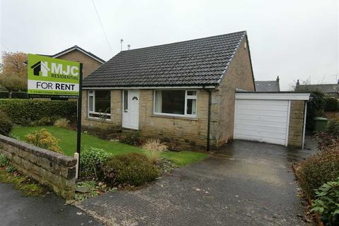 2 bedroom bungalow to rent - Greenway, Holmfirth