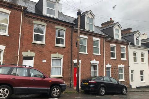 5 bedroom terraced house to rent - Portland Street, Newtown, Exeter