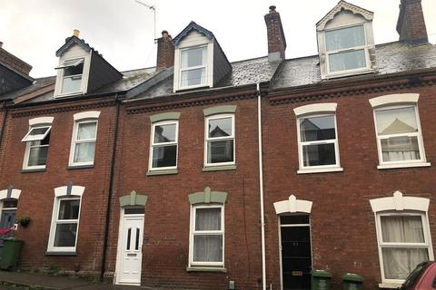 5 bedroom terraced house to rent - Portland Street, Newtown, Exeter