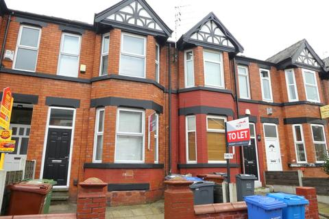 6 bedroom terraced house to rent - Lausanne Road, Withington
