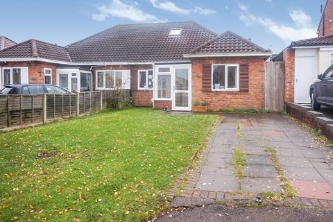 4 bedroom semi-detached bungalow for sale - Orton Avenue, Walmley, Sutton Coldfield