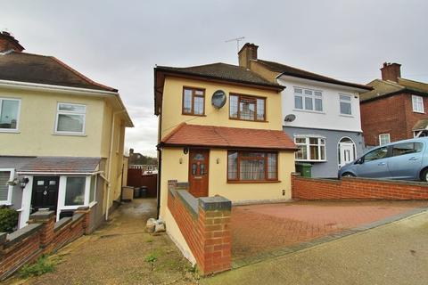 3 bedroom semi-detached house for sale - Clitheroe Road, Romford, RM5