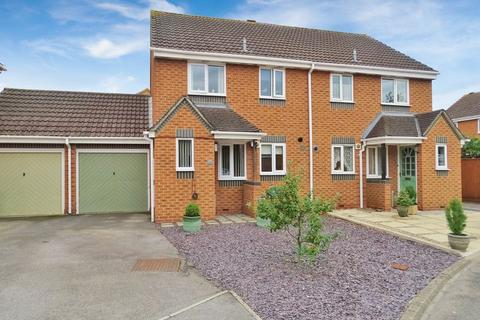 3 bedroom semi-detached house for sale - Clover Close, Melksham