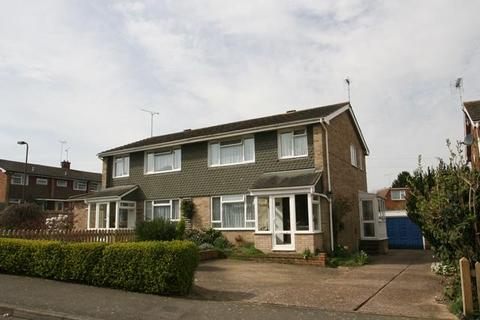 3 bedroom semi-detached house to rent - The Dobells, Brickenden Road, Cranbrook, Kent, TN17 3BL