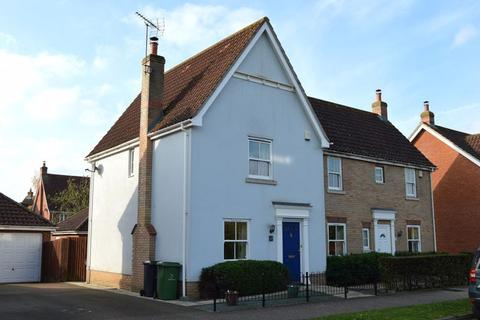 3 bedroom semi-detached house for sale - Griston Road Watton