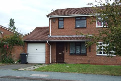 2 bedroom semi-detached house to rent - Hawkswell Drive, Willenhall