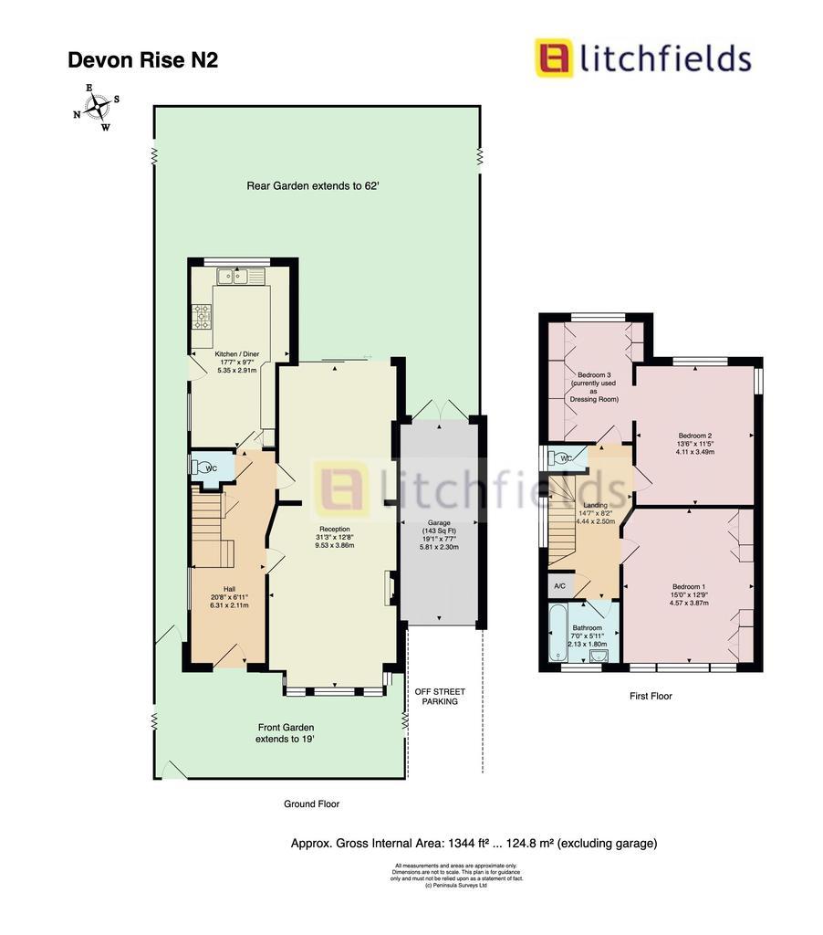 Floorplan: Devon Rise