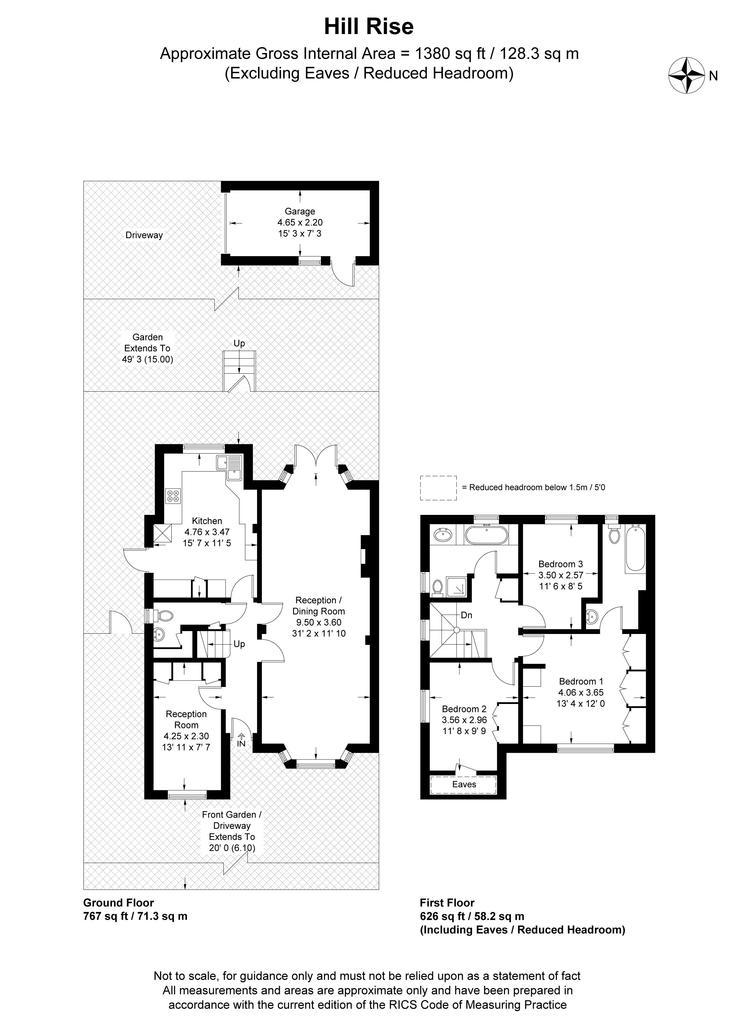 Floorplan: Hill Rise