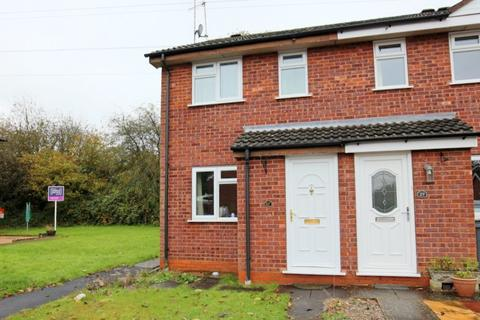 2 bedroom end of terrace house for sale - Kersbrook Close, Trentham, ST4