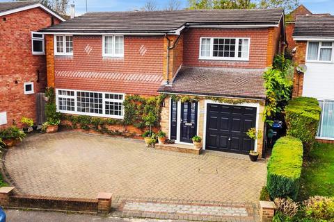 5 bedroom detached house for sale - Shipfield Close, Tatsfield, Westerham