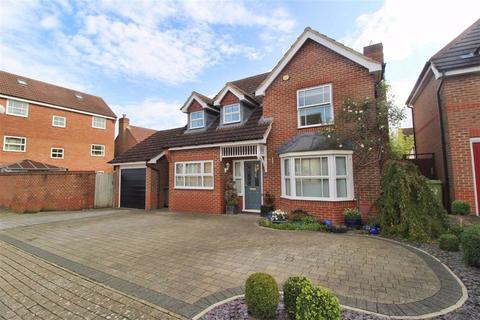 4 bedroom detached house for sale - Mavoncliff Drive, Tattenhoe, Milton Keynes, MK4