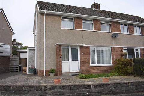 3 bedroom semi-detached house for sale - Dolgoy Close, West Cross, Swansea