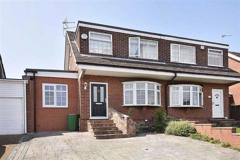 3 bedroom semi-detached house for sale - St Austell Avenue, Macclesfield