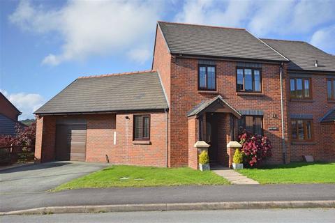 3 bedroom semi-detached house for sale - Rhiw Goch, 15, Rhos Y Maen Isaf, Llanidloes, Powys, SY18