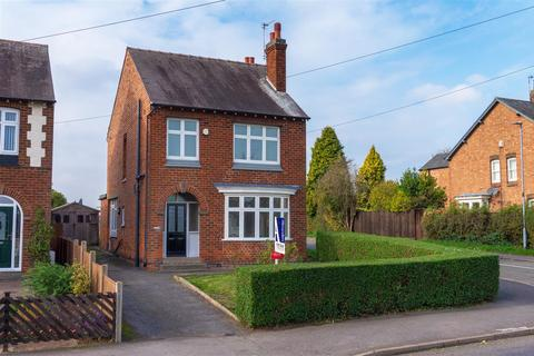 3 bedroom detached house for sale - Leicester Road, Shepshed