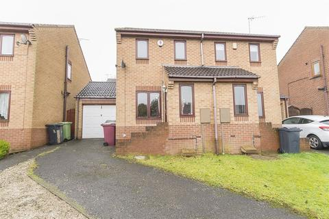 2 bedroom semi-detached house for sale - Meadowside Close, Wingerworth, Chesterfield
