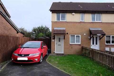 2 bedroom end of terrace house for sale - Greenacres, Barry, Vale Of Glamorgan