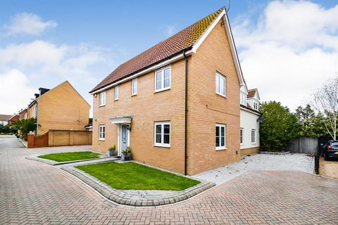 4 bedroom detached house for sale - Fels Way, Mayland, Chelmsford