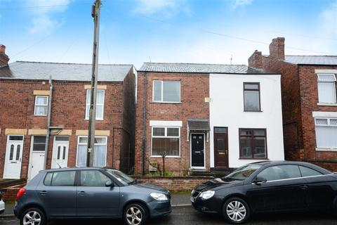 2 bedroom semi-detached house for sale - Knighton Street, North Wingfield, Chesterfield