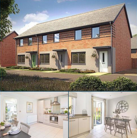 3 bedroom terraced house for sale - Off Tithebarn Lane, Exeter, EXETER