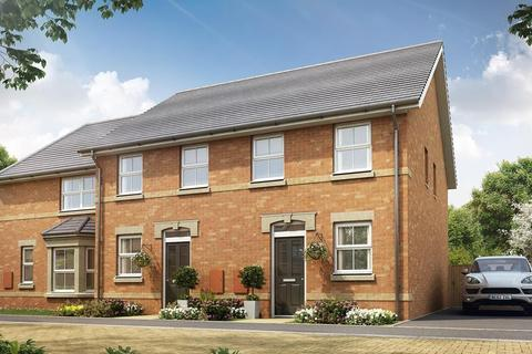 Barratt Homes - Northstowe - Northstowe, Cambridgeshire