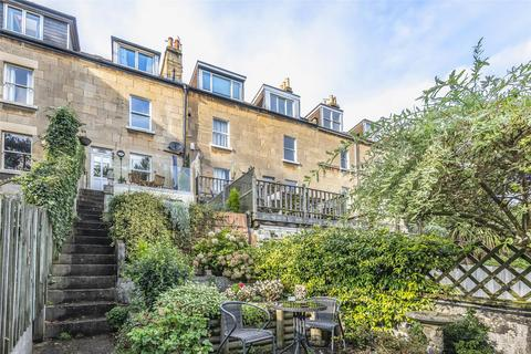 2 bedroom townhouse for sale - Leopold Buildings, BATH, Somerset, BA1 5NY