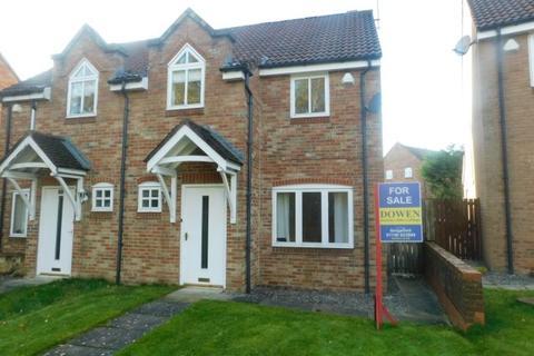 3 bedroom semi-detached house for sale - PASTURE FIELD, SEDGEFIELD, SEDGEFIELD DISTRICT