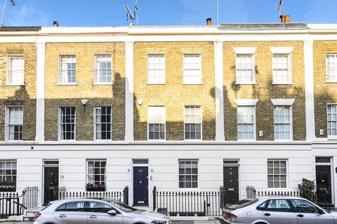 2 bedroom terraced house for sale - Caroline Terrace, London, SW1W