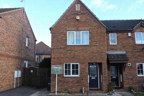 2 bedroom semi-detached house to rent - Coppice Gate, Arnold, Nottingham NG5