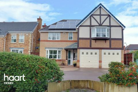 5 bedroom detached house for sale - Bramblewick Drive, Littleover
