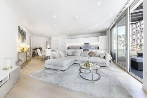 3 bedroom apartment to rent - Carrick House, 25 Royal Crest Avenue, Royal Wharf, London, E16