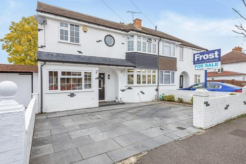 4 bedroom semi-detached house for sale - Cherry Tree Avenue, Staines-Upon-Thames, TW18