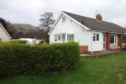 3 bedroom semi-detached bungalow for sale - 7 Dolithel, bryncrug LL36