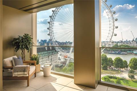 2 bedroom flat for sale - Southbank Place, Belvedere Road, London, SE1