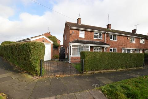 2 bedroom end of terrace house for sale - Runcorn Road, Leicester, LE2 9FS