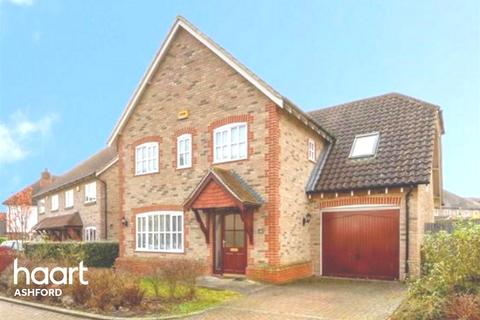 4 bedroom detached house for sale - Brisley Court, Ashford