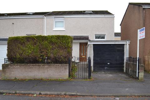 3 bedroom end of terrace house for sale - Owendale Avenue, Bellshill ML4