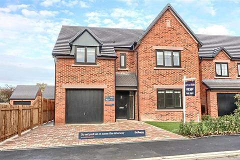 4 bedroom detached house for sale - Blackthorn Drive, Hurworth