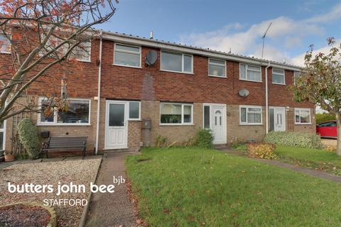 3 bedroom terraced house for sale - Riversmeade Way, Stafford