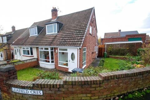 3 bedroom semi-detached house for sale - Leafield Crescent, South Shields