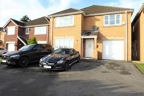 4 bedroom detached house for sale - Oaktree Close, Brynna, Rhondda Cynon Taff. CF72 9GT