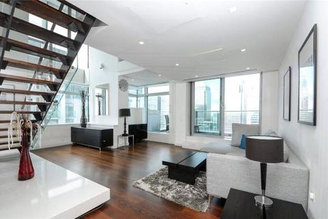 2 bedroom duplex to rent - Pan Peninsula Square, London, E14