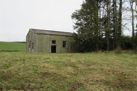 Land for sale - The Former Welsh Water Pumping Station, Little Newcastle, Haverfordwest, Pembrokeshire